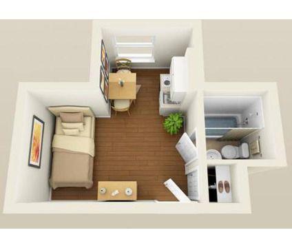 Casas de una recamara dise os planos fachadas y m s for Diseno de apartamento de una habitacion