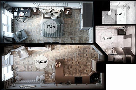 plano plano de casa pequeña moderna casa pequena moderna