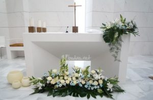 Ramos para altar
