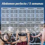 Retos para lograr un abdomen plano