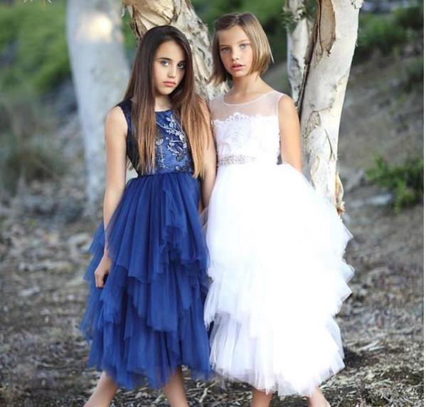 41b06937a Vestido de fiesta para niña de 12 años | Lo mejor en moda infantil