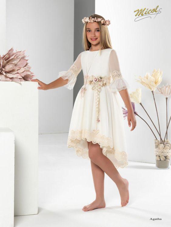 Imagenes de vestidos de noche cortos para ninas