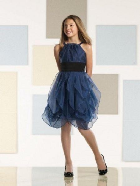 Vestido De Fiesta Para Niña De 12 Años Lo Mejor En Moda