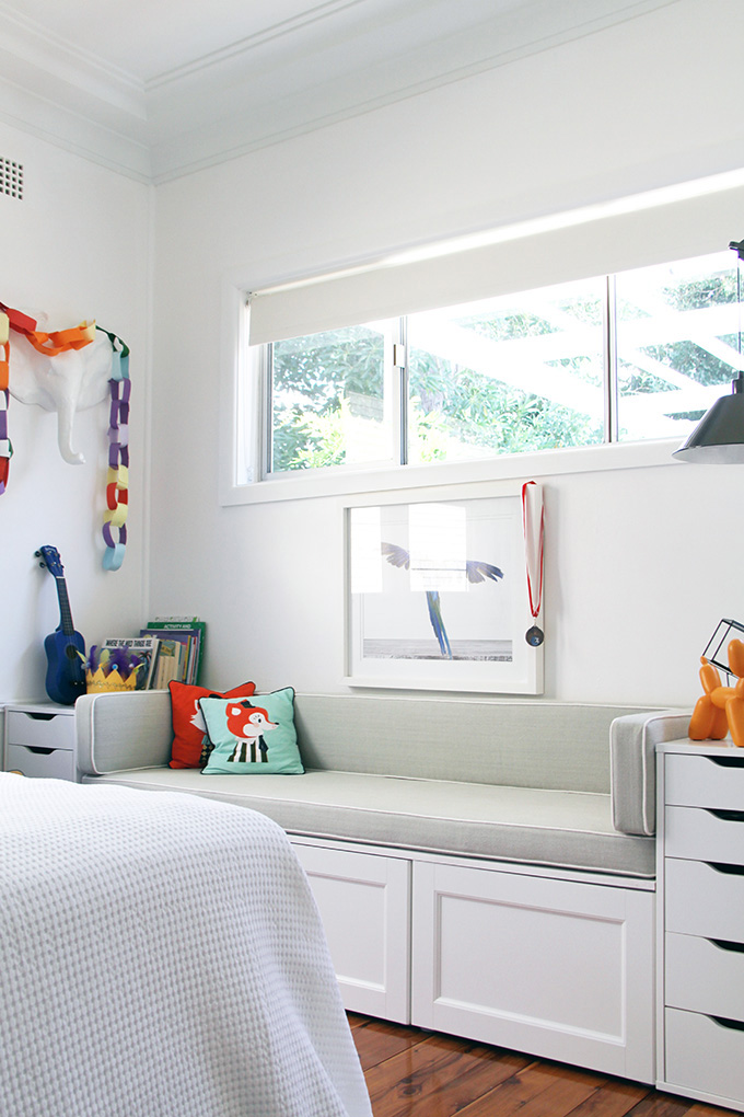 Como organizar juguetes en habitacion pequeña