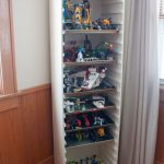 Muebles para almacenar juguetes