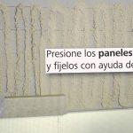 paneles de yeso aislantes de poliuretano