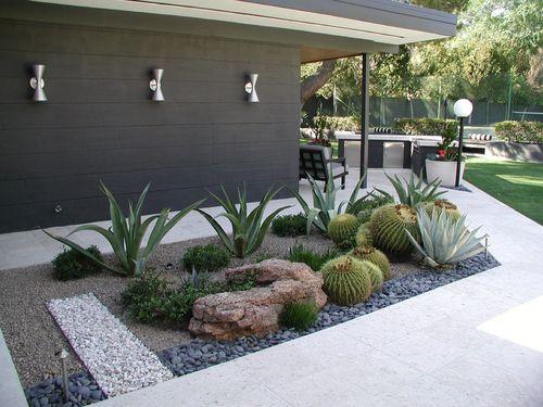 que es un jardin sin mantenimiento