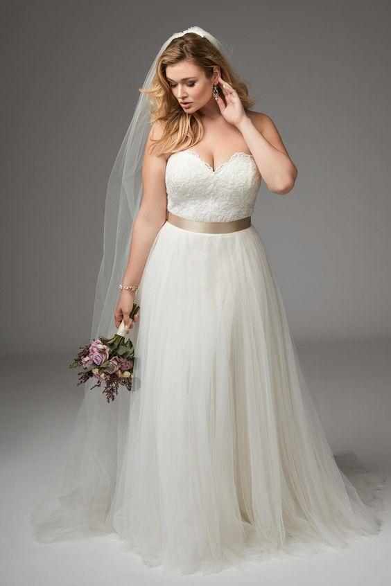 vestidos de novia para una boda civil | bodas 2019