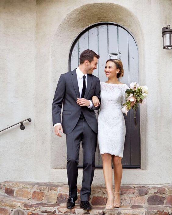 Ropa de casamiento civil hombre