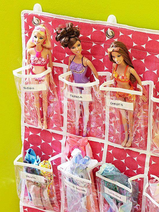 Zapateros para guardar juguetes