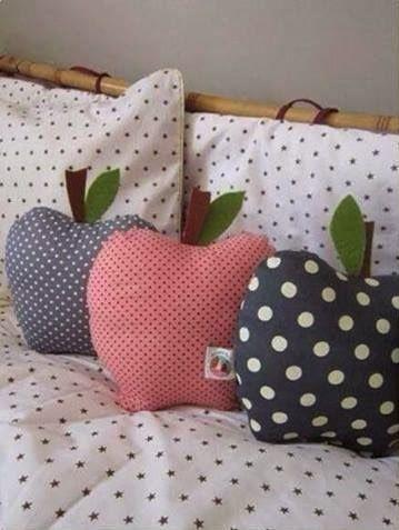 cojines decorativos para la cama