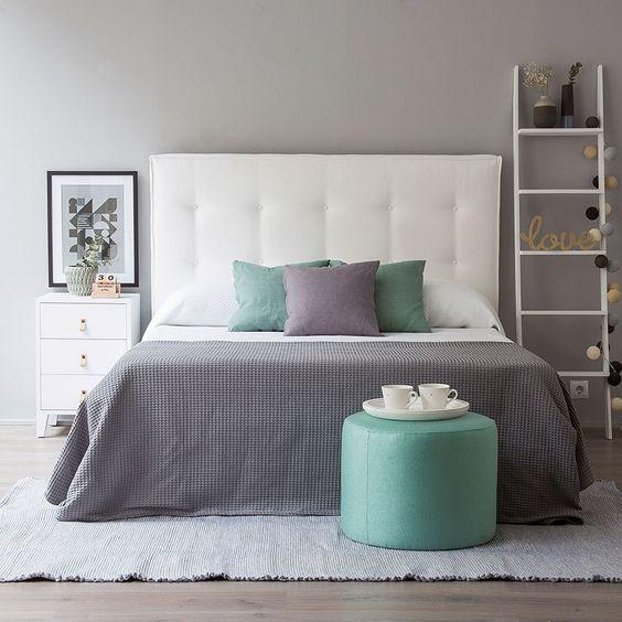 Como decorar un dormitorio matrimonial peque o curso de - Como decorar un dormitorio matrimonial pequeno ...