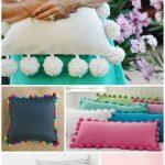 como hacer almohadas