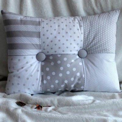 Crea tus propias almohadas y almohadones patrones y paso - Como hacer almohadones ...