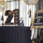 Como hacer letras led para decorar fiestas