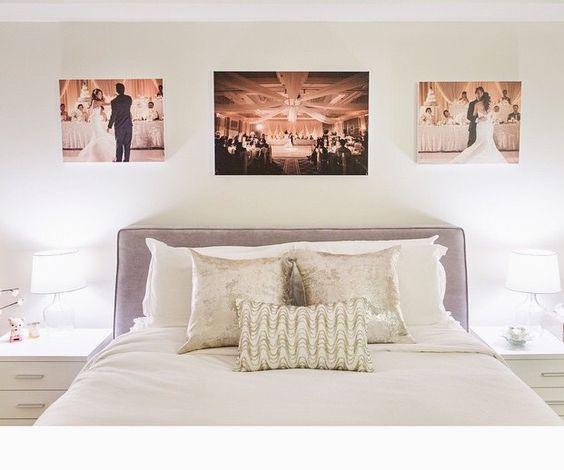 Decoración de dormitorios para matrimonios 2018