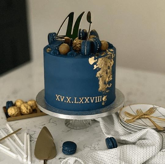 Fiesta de cumpleaños para hombre