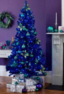 ideas para decorar arboles de navidad 2018
