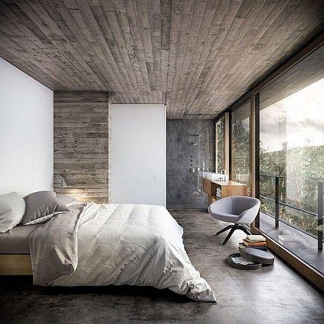 piso cemento pulido