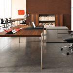 pisos de cemento pulido para oficinas
