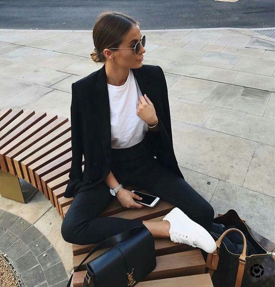 Blazers para un look elegante