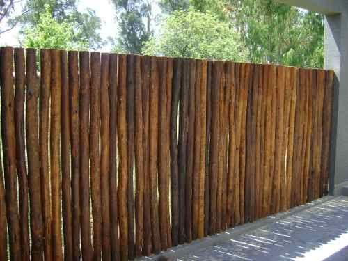 Cerco de madera