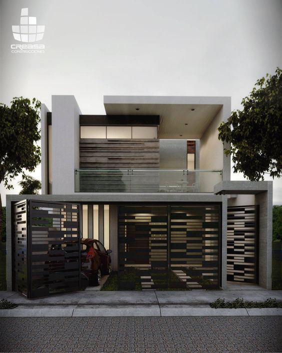 Home Design Gate Ideas: Tipos De Cercos Y Tendencias De Cercos 2019 - 2020