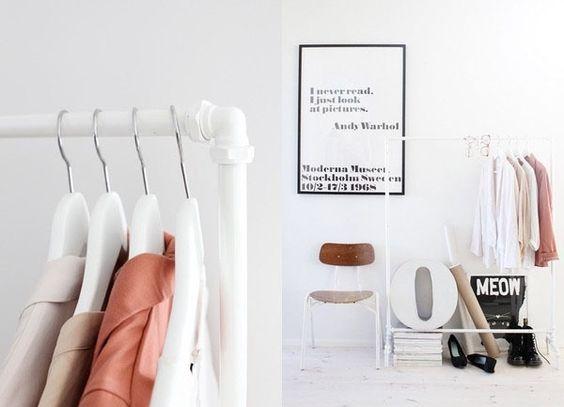 closet de pvc modernos