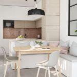 colores para pintar una cocina comedor