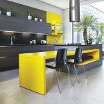 colores para pintar una cocina moderna