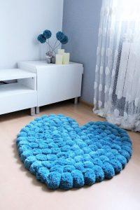 Curso para hacer tapetes de pompones