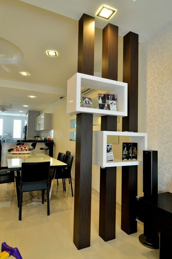 Tablaroca para dise o de interiores decoraci n para for Ideas decorativas para cocinas pequenas
