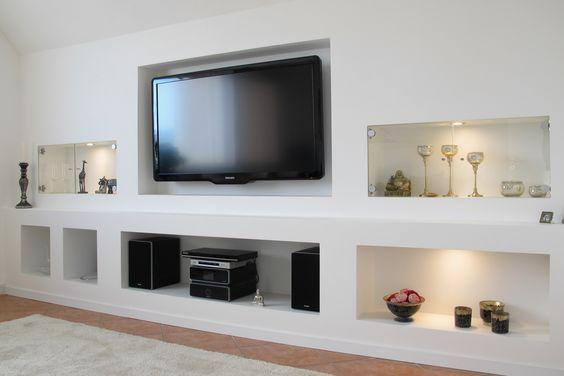 diseños de tablaroca para tv