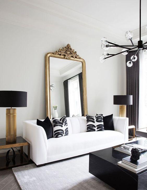 Espejos decorativos para salas