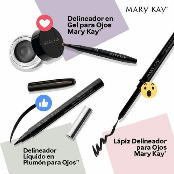 Materiales para maquillar los ojos