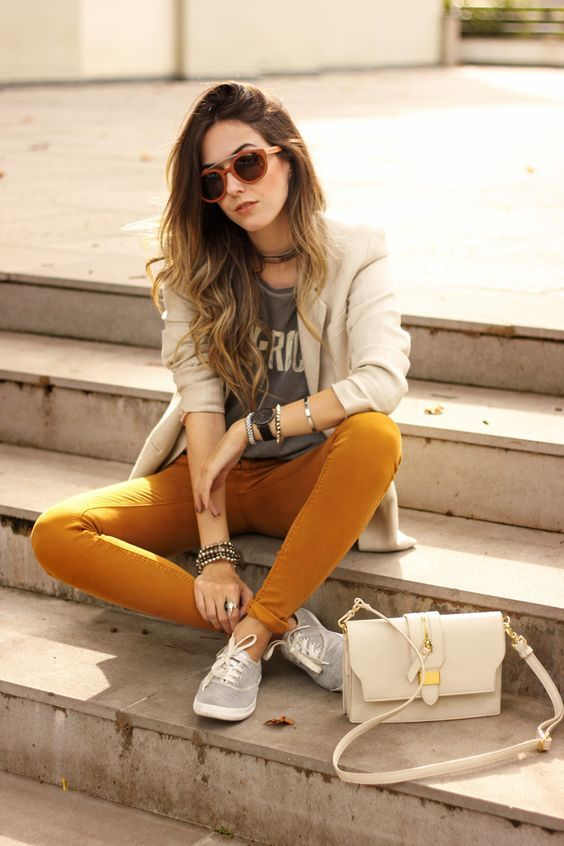 Outfits para la universidad mujeres