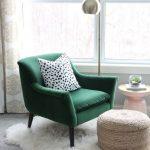 Sillas tapizadas para decorar habitaciones