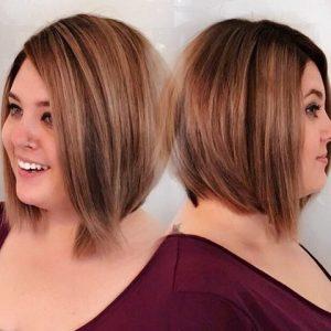 cortes de cabello para mujeres de 40 años gorditas 2018