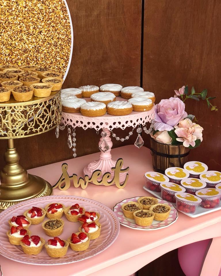 Ejemplos de mesa de dulces para fiestas infantiles