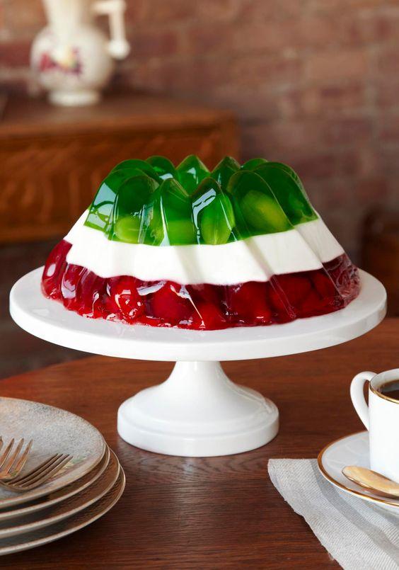 gelatinas para la independencia