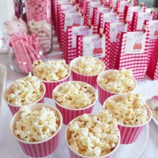 Lista de dulces para fiestas infantiles