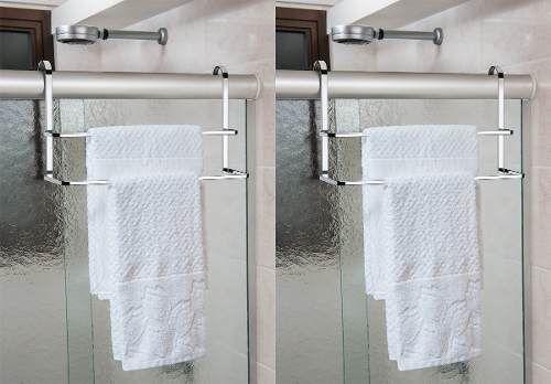 toalleros para baño acero inoxidable