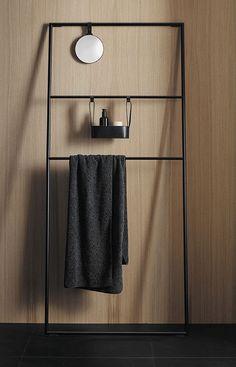toalleros para baños modernos