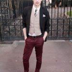 trajes de fiestas para hombres