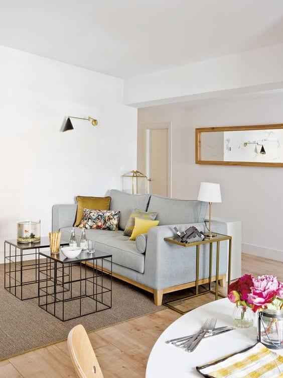 Armonía en diseño de interiores