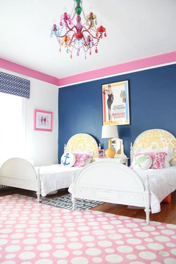 Colores para dormitorios de mujer