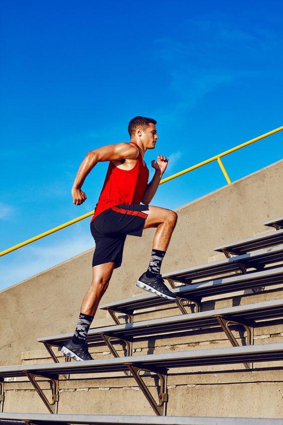 Como añadir fuerza al running