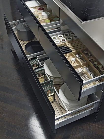 como organizar tu cocina con el metodo marie kondo