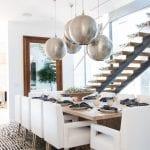 Contraste en diseño de interiores