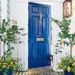 Imágenes de colores para puertas principales